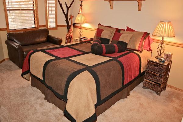 Safari-bed